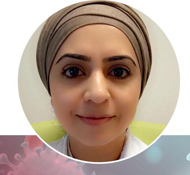 Interview met drs. Nasirah Atiq (Erasmus MC), hematoloog i.o. en coronapatiënt