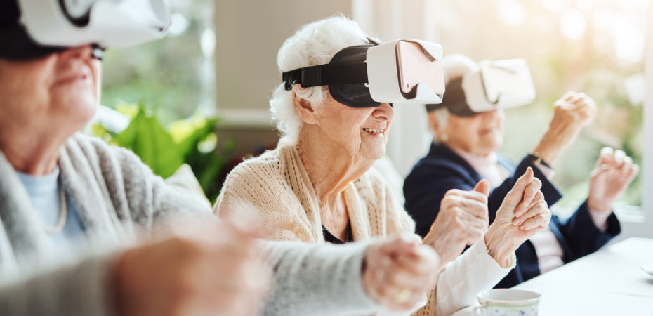 Virtual Reality, VR, pijn