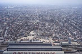 Amsterdam, ziekenhuissteden